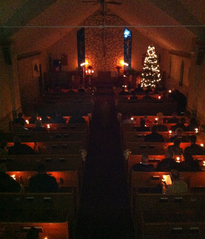 Candlelight_service